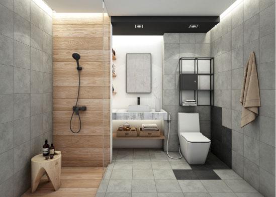 ไอเดียแต่งบ้าน 5 วิธีเนรมิตห้องน้ำ ให้สวยได้ดั่งใจ