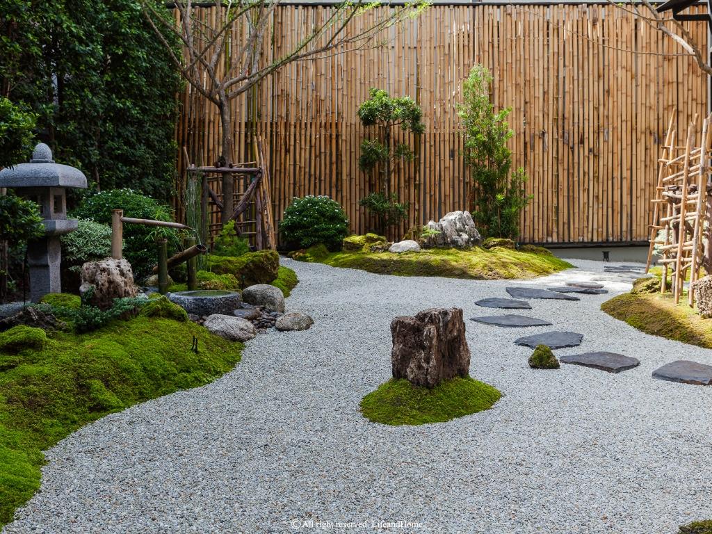 ไอเดียจัดสวนอย่างไรไม่ต้องปูหญ้า