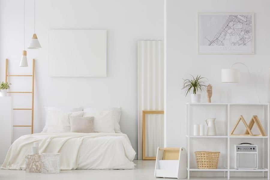 ไอเดียแต่งบ้าน วิธีใช้สีเพื่อขยายพื้นที่ห้องขนาดเล็กให้ดูกว้าง