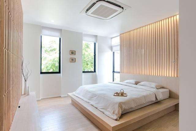 ไอเดียดีๆ ในการตกแต่งเตียงนอนแบบนอนพื้น ไม่ต้องใช้เตียง