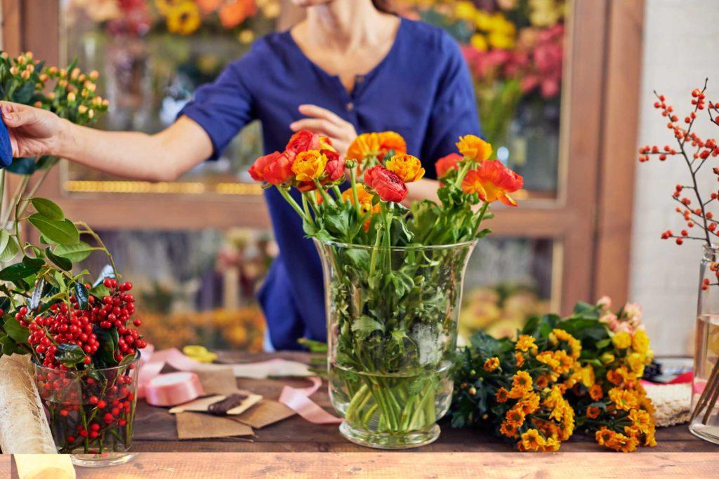 รู้หรือไม่ วิธียืดอายุดอกไม้ที่ใช้แต่งบ้าน