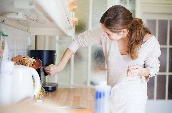 จัดห้องครัวอย่างไรให้สะอาดแบบง่ายๆ