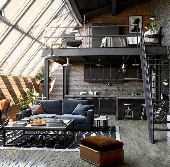 ทำความรู้จัก การออกแบบบ้านสไตล์ลอฟท์